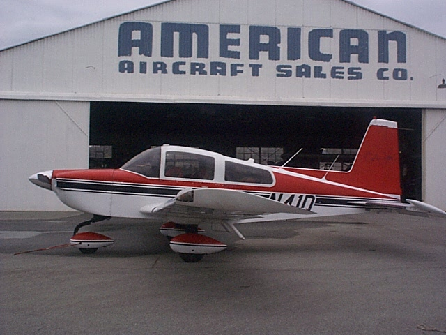 Sold - American Aircraft Sales