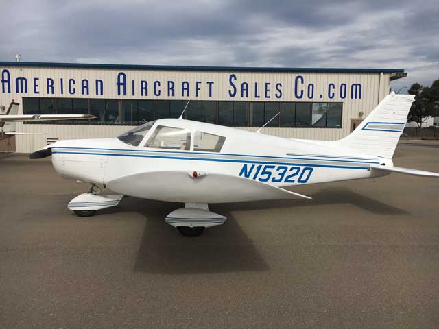 Sold American Aircraft Sales